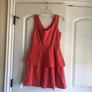 Dresses & Skirts - Pre loved eyelet dress
